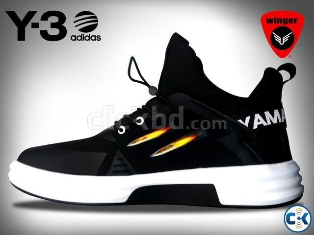 Adidas Y-3 Shoes 2 | ClickBD large image 1