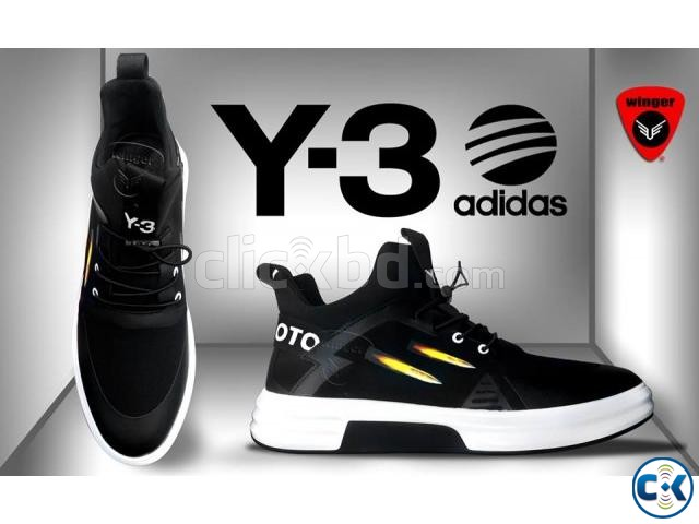 Adidas Y-3 Shoes 2 | ClickBD large image 2