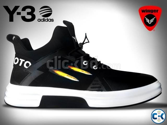 Adidas Y-3 Shoes 2 | ClickBD large image 3