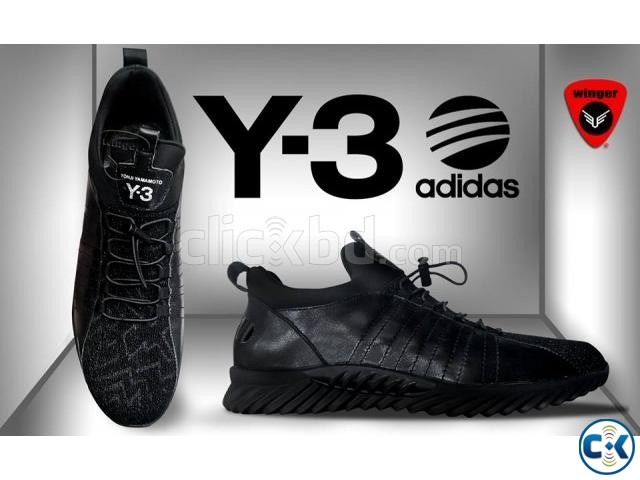 Adidas Y-3 Shoes 3 | ClickBD large image 0