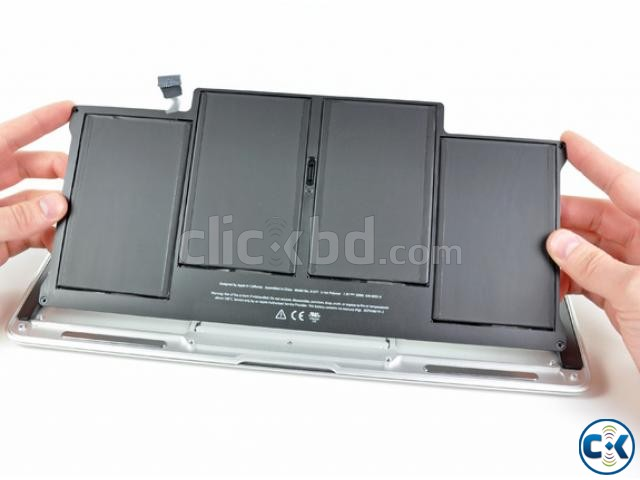 MacBook Air 13 Mid 2010 to 2017 Replacement Battery | ClickBD large image 0