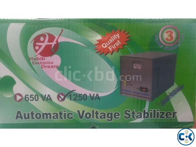 Voltage Stabilizer Good Quality | ClickBD large image 0