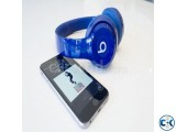 Beats solo-2 wired headphone Blue