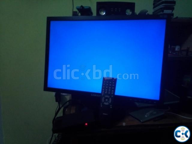 Samsung Lcd Monitor With Tv Card | ClickBD large image 2