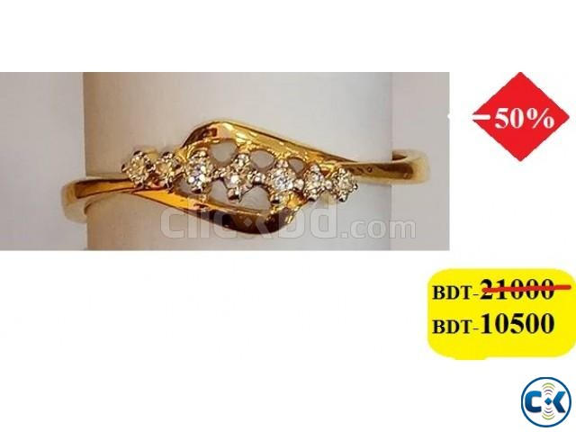 Diamond Ring 40 OFF | ClickBD large image 0