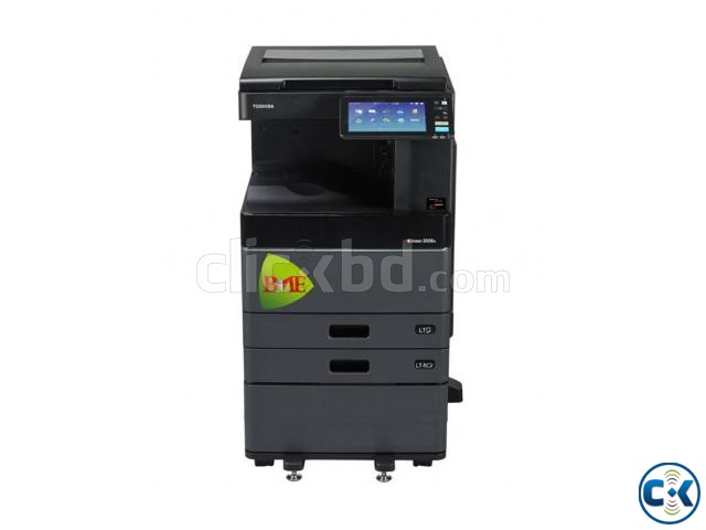 Toshiba e-Studio 3008A B W Heavy Duty Digital PPC Machines | ClickBD large image 0
