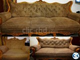 Sofa set 3 2 1 seats