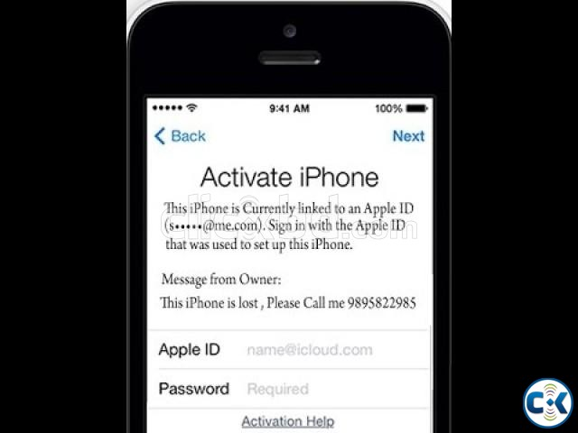icloud unlock service for lost stolen blacklisted phone | ClickBD