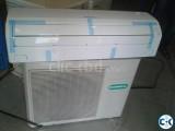 Fujitsu O'General 2 ton AC ,Warrenty 3 yrs