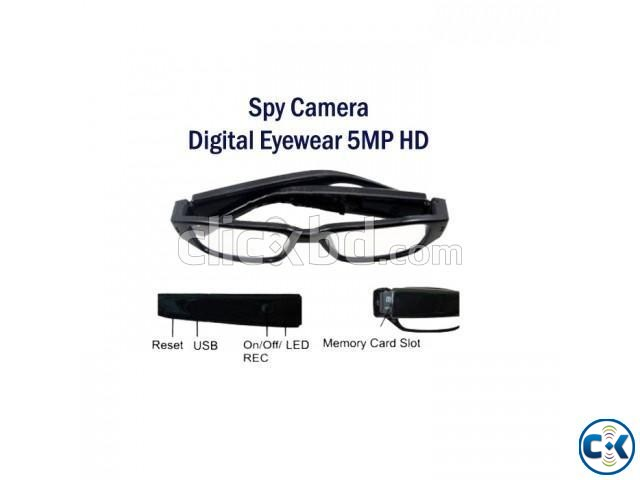 Spy sunglass camera | ClickBD large image 0