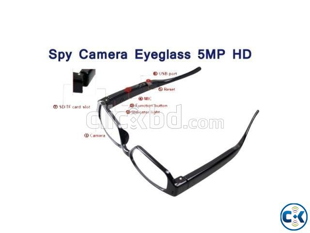 Spy sunglass camera | ClickBD large image 2