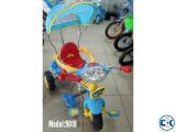 Brand New Baby Tri-Cycle with Stand 9018