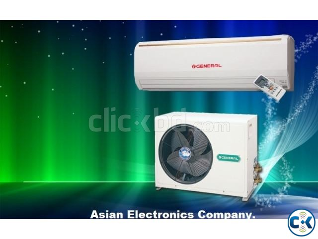 Fujitsu O General 1.5 ton AC 3 yrs Service Free  | ClickBD large image 0