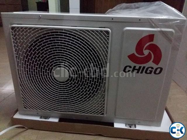 1.5TON CHIGO SPLIT AC 18000 BTU Original Brand   ClickBD large image 0