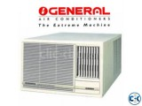 Best quality General brand 1.5 ton window type ac