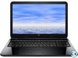 HP Laptop Pavilion AMD Dual-Core Processor E1-6010 1.35GHz