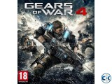 Gears of War 4 Pc Game
