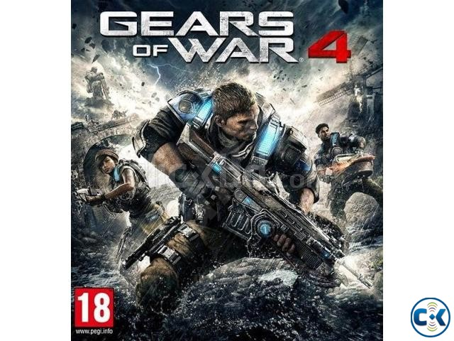 Gears of War 4 Pc Game | ClickBD large image 0