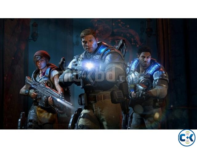 Gears of War 4 Pc Game | ClickBD large image 1