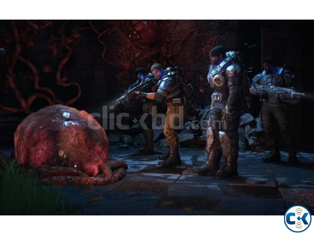 Gears of War 4 Pc Game | ClickBD large image 2