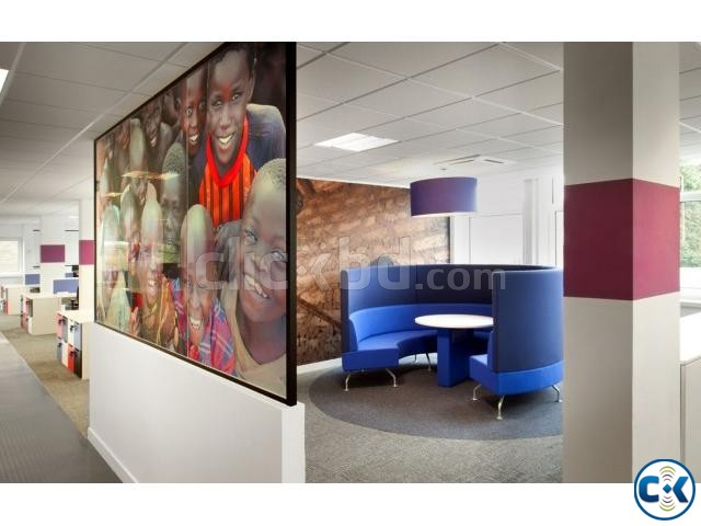 Office Fit Out | ClickBD large image 2