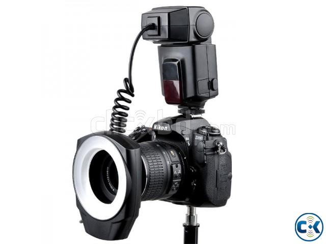 Godox ML-150 Hot Shoe Macro Ring Photography Flash Light | ClickBD large image 0