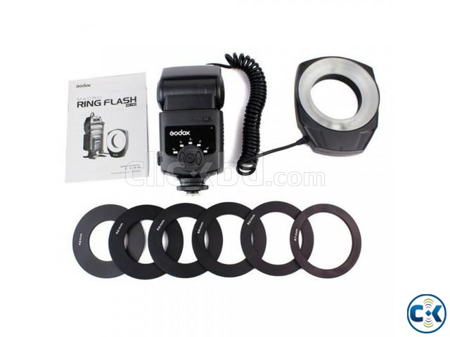 Godox ML-150 Hot Shoe Macro Ring Photography Flash Light | ClickBD large image 2
