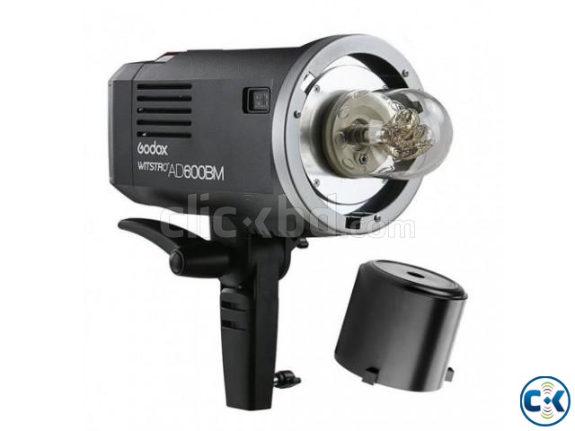 Godox AD600BM Bowens Mount 600Ws GN87 High Sync Flash | ClickBD large image 0
