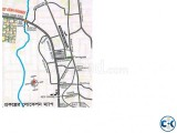 Modhumoti Model Town- 5 katha plot for sale