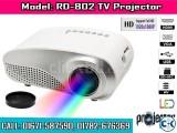 RD-802 HD TV Projector