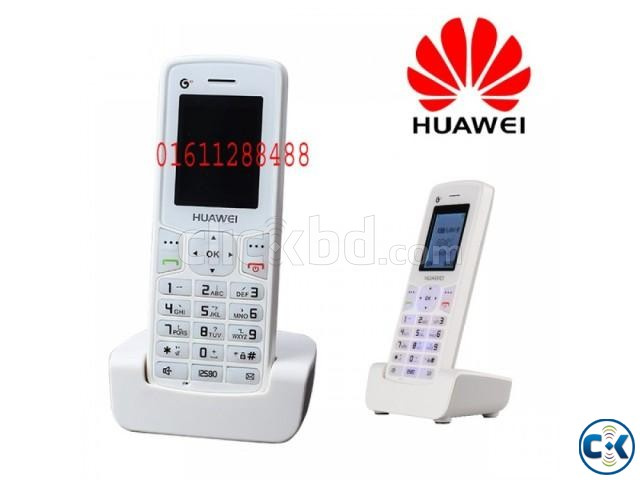 Huawei F561 SIM supported Cordless Telephone intact Box | ClickBD large image 0