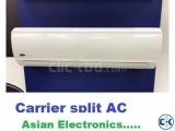 Carrier AC 12000 BTU 1 Ton New