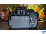 canon 750D only body