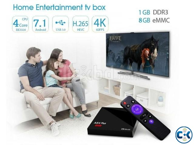 INTERNET SMART TV BOX NEW original Android BOX | ClickBD large image 2
