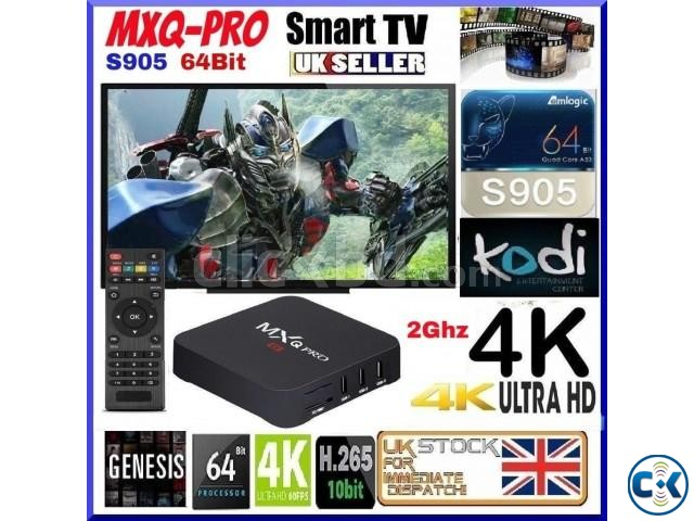 INTERNET SMART TV BOX NEW original Android BOX | ClickBD large image 4