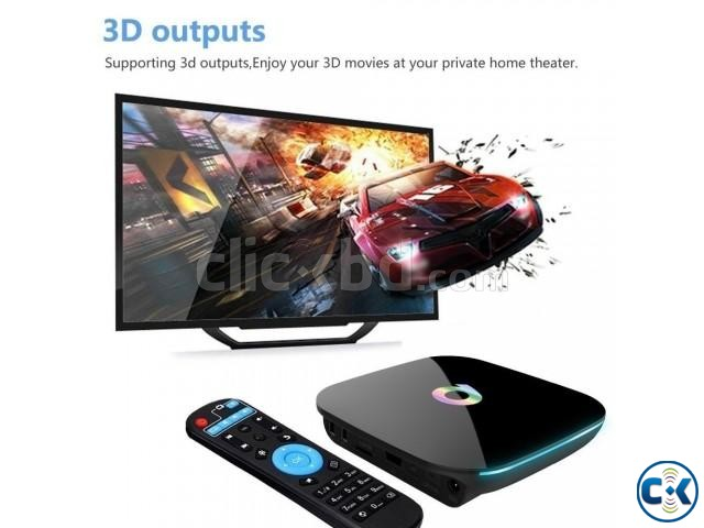 Internet SMART TV BOX NEW Original Android BOX 4G 16G 32G | ClickBD large image 0