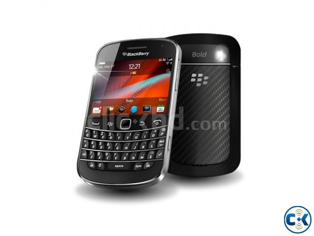 BlackBerry Bold 9900 Brand New Intact See Inside  | ClickBD large image 0