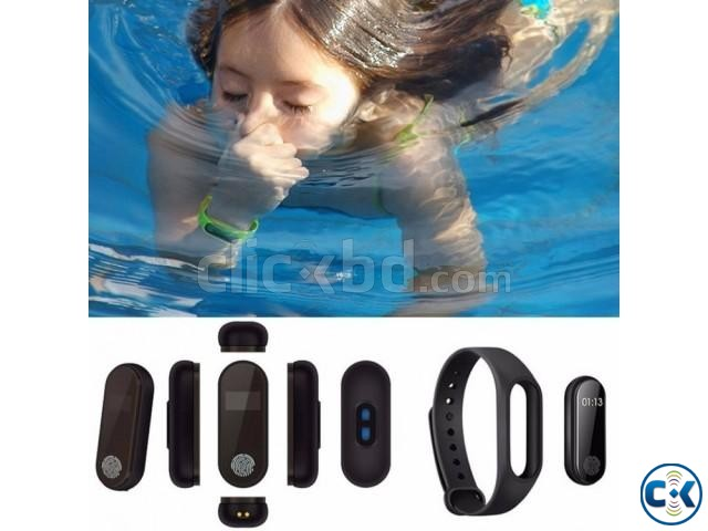 Bingo M2 Smart Band heart rate water-proof intact Box | ClickBD large image 1