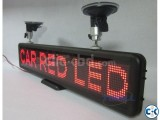 LED Moving Display Bord Sale In Dhaka