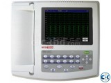 Meditech 1212t EKG 12 Channel with Monitor and Transfer Data