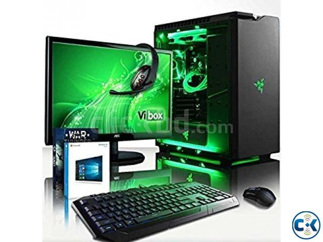 SUPER PC CORE i5 4GB 320GB 17 LED   ClickBD large image 0