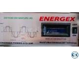 Energex DSP Sine Wave UPS 1000VA 5years