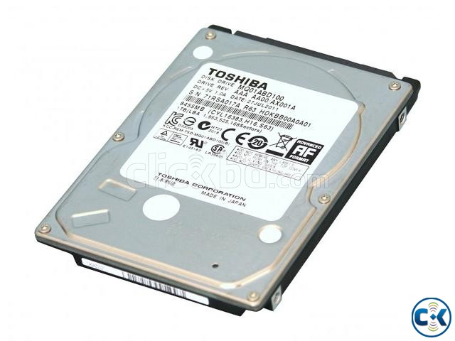 1 TB TOSHIBA LAPTOP HDD | ClickBD large image 0