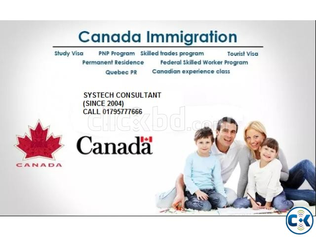 CANADA IMMIGRATION | ClickBD large image 0