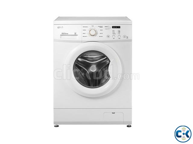 LG 6 KG AUTO FRONT LOADING WASHING MACHINE | ClickBD