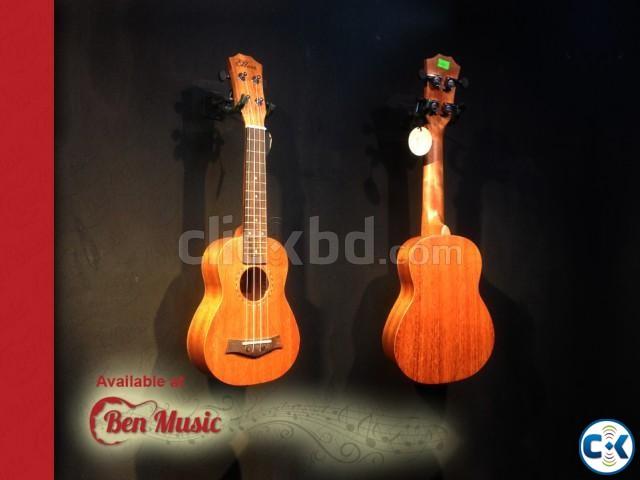 Brand New 21 inch Soprano Ukulele | ClickBD large image 0