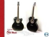 NEW Indian Signature TK acoustic guitar