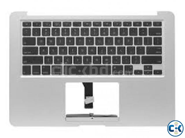 MacBook Air 13 Mid 2013 through Early 2015 Upper Case wit | ClickBD large image 0