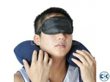 Tourists 3in1 U Pillow Eye Mask Ear plug Hi Quality