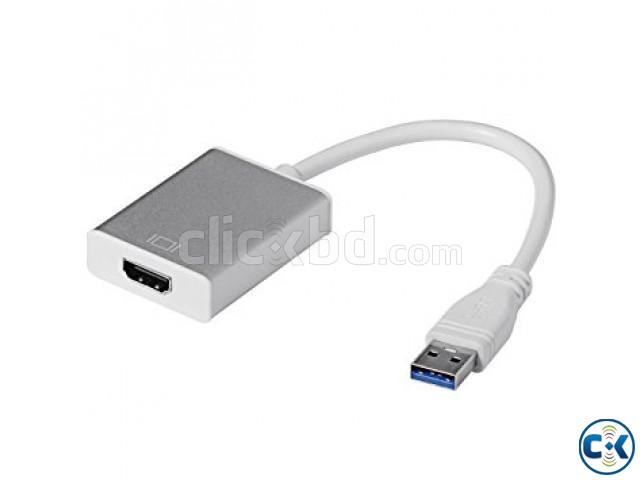 USB to HDMI Adapter | ClickBD large image 0